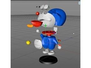 机器猫Doraemon-ドラえもん