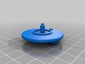 Fluke 112 multimeter knob