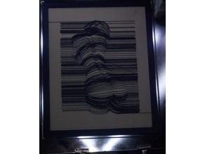 Sensual 3D Line Art - REMIX