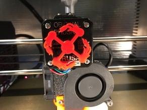 Fireball extruder visualizer for Prusa MK3