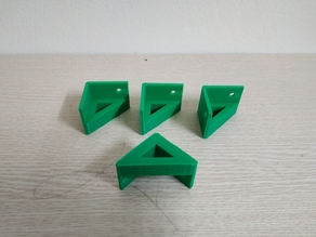 CNC 3018 DIY - Accessories - Base corner