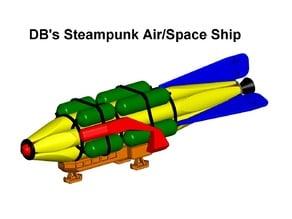 DB's Steampunk Air/Space Ship