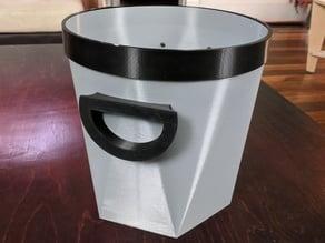 Parametric Trash Can