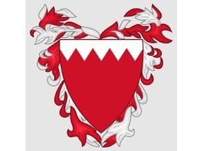 Emblem of the Kingdom of Bahrain