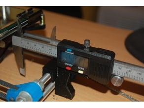 Y axis caliper mount - prusa i3