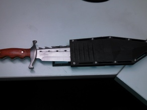 Custome Knife Sheath