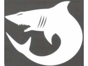 Space Shark Insignias