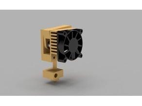 MK8 Extruder CAD Model