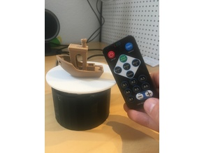 Product Presentation -  rotating plate