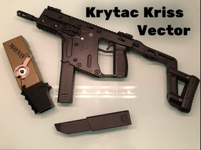 Krytac Kriss Vector / M4 Magazine Adapter