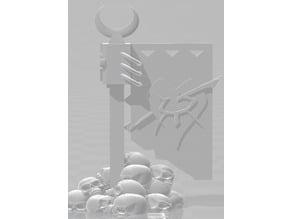 Dark Eldar (Drukhari) faction - Forbidden Stars board game