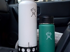 UPDATED: Hydro Flask and Coffee Mug MODULAR Car Cup Holder Adapter