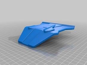 Reely Dune Fighter Motorhaube
