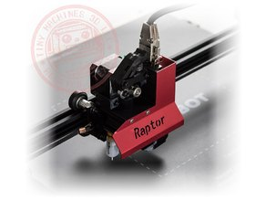 Formbot Raptor - Extruder with Fan
