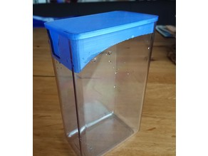 DeLonghi milk container lid