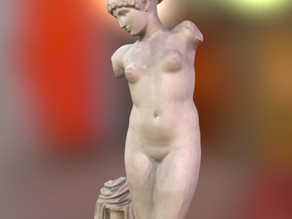 Aphrodite found on the Esquiline in Rome