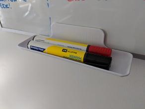 Whiteboard Marker Tray