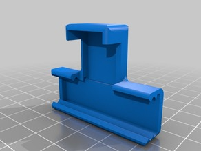 Ender-3 LCD ribbon cable cover