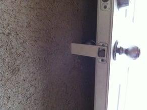 Open Door Latch