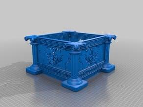 greek ornament box II