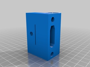 Prusa i3 MK2s standard lead screw mod