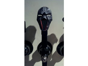 Sith Acolyte Mast Beer Tap