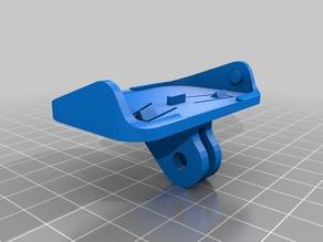 Petzl modular mounting system