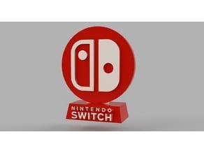 Switch Trophy/ Display Piece