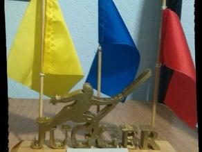 Trofeo de Jugger Colombia /  Trophy Jugger Colombia
