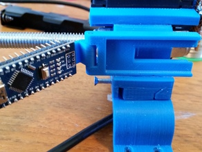 Arduino Nano Mount