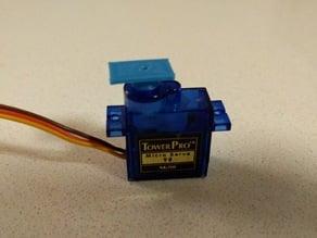 Printed SG90 Servo Connector