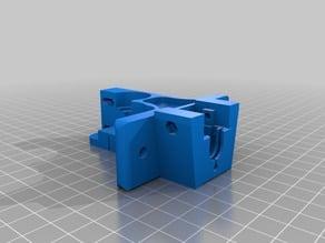 Lulzbot TAZ 1 / 2 / 3 / 4 E3D v6 1.75mm Extruder / Hot-End Mount