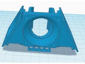 e3D fan duct with leds