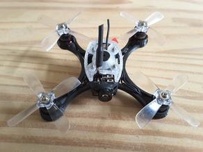 Mini Quad Racer 100mm Brushless GemFan 0806 6200kv 2S