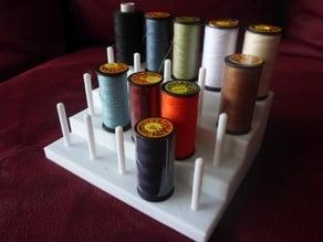 Sewing Thread Spool Holder / Nähgarnrollenhalter