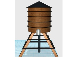 O gauge Water Tower