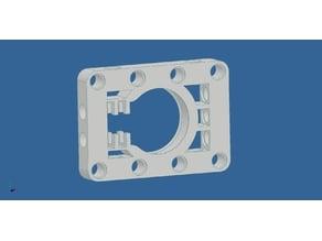 LEGO TECHNIC compatible peristaltic pump