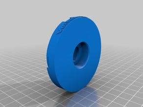 Filament Reel Hub Cap