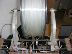 Mendel Snap-in Filament Spool Holder