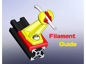導線座 Filament Guide Set only PLA+/ABS/PETG