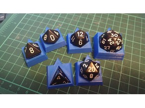 Dice Holder Wound Trackers