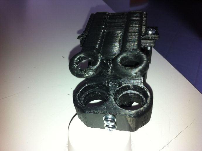 ultimaker dual estruder j-head replacement