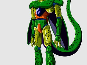 Dragonball Z: Imperfect Cell