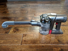 Dyson Handheld right-angled nozzle (DC-44)