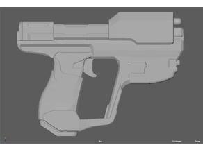 UNSC Magnum [Halo 4]