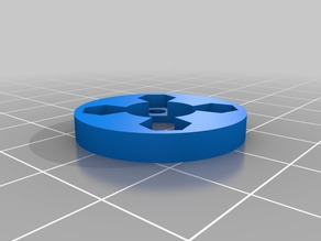 Husillo T8 adapter M3 screw Anycubic i3