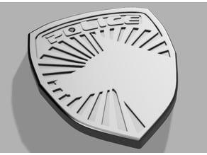 Power Rangers SPD - Space Patrol Delta - Badge