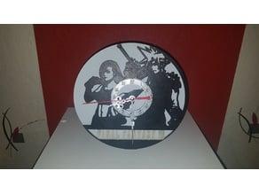 Final fantasy VII Clock