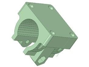 SC10UU / LM10UU bearing block