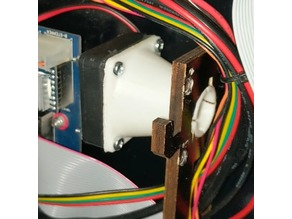 CTC Stepper motor fan adapter